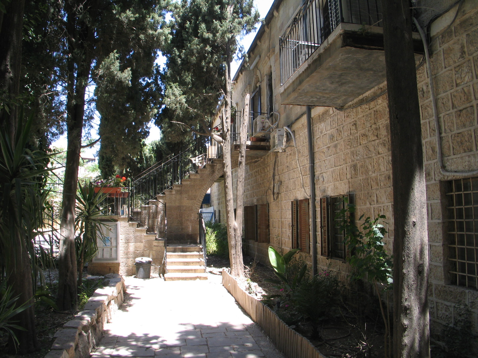 Beit David in Jerusalem - vergrößerbar